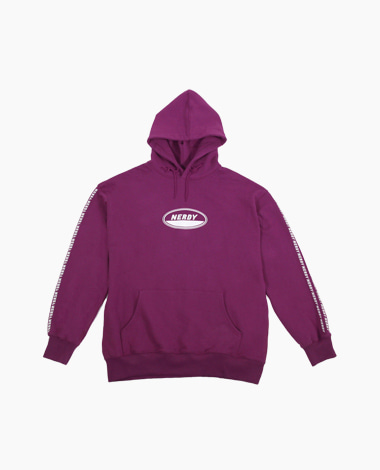 NY Scotchline Hood Purple