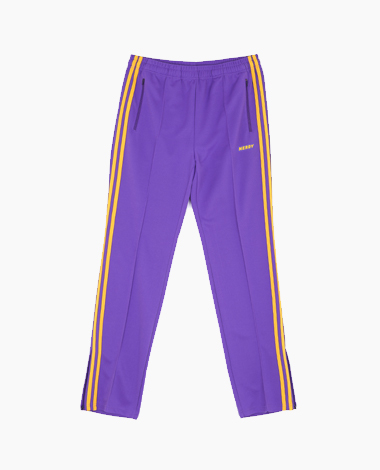 [LIMITED] NY Track Pants Purple / Yellow