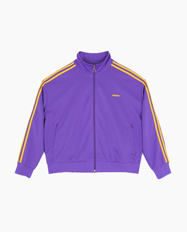 [LIMITED] NY Track Top Purple / Yellow