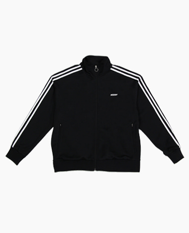 [LIMITED] NY Track Top Black / White (3M Scotch)