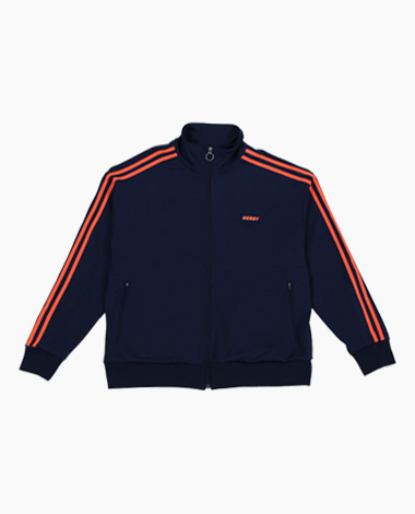 [LIMITED] NY Track Top Navy / Orange (3M Scotch)