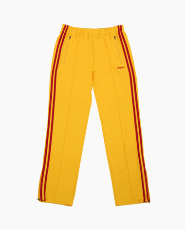 [LIMITED] NY Track Pants Yellow / Red