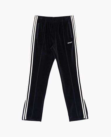 [COMING SOON] Velour Track Pants Navy