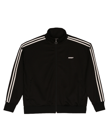NY Track Top Black / White (3M Scotch)