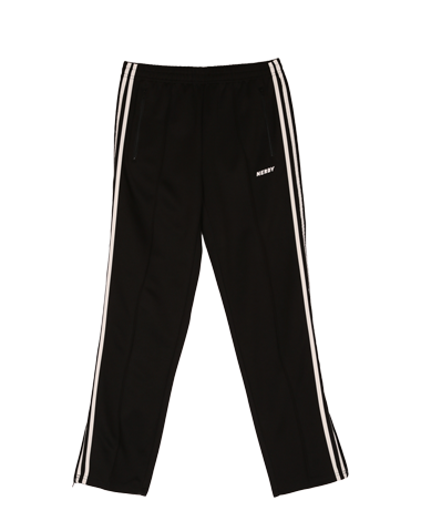 NY Track Pants Black / White (3M Scotch)