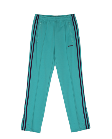 [LIMITED] NY Track Pants Emerald / Navy