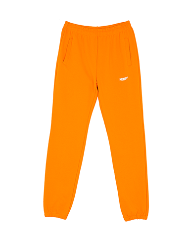 NY Sweat Pants Orange