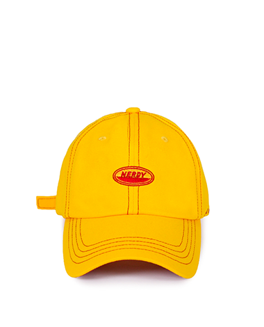 NOYB Stitch Ball Cap Yellow