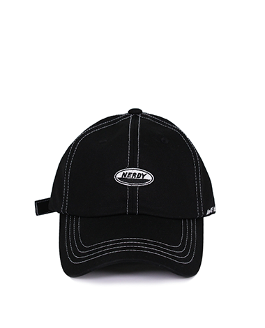 NOYB Stitch Ball Cap Black