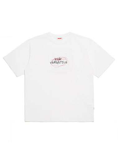 Kook T-shirt White