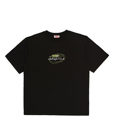 Kook T-shirt Black
