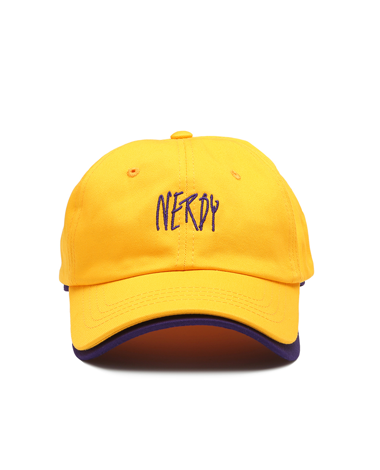 NY Layered Cap Yellow