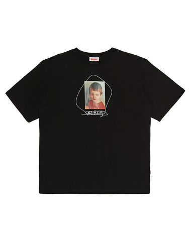 Tom T-shirt Black