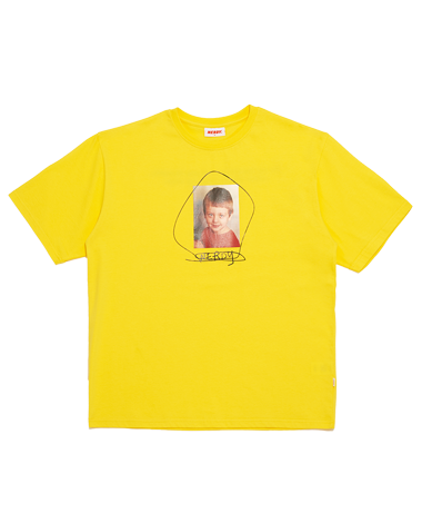 Tom T-shirt Yellow