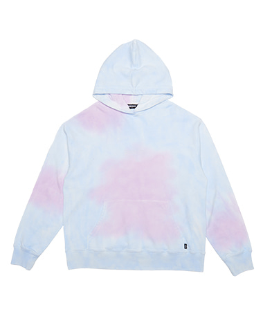 Cotton Candy Hoodie Skyblue