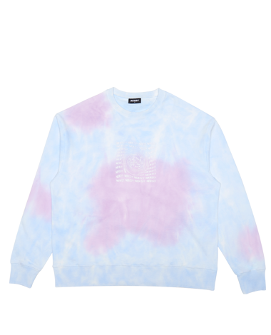 Cotton Candy Sweatshirts Skyblue