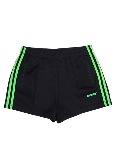 [사전예약] Women's NY Track Shorts Black