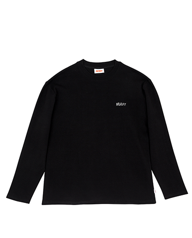 NY B-B Long Sleeve Black