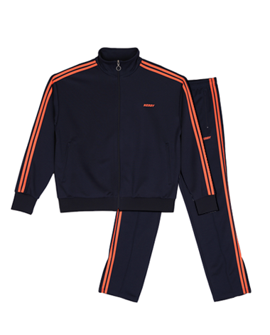 NY Track SET Navy / Orange (3M Scotch)