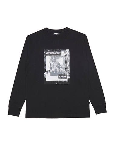 Hash long sleeves Black