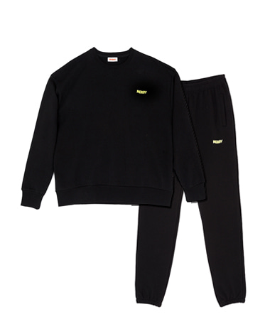 NY Sweat SET Black