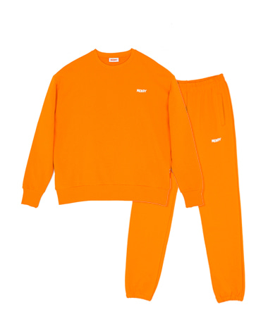 NY Sweat SET Orange