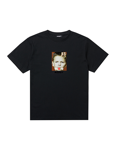Face Time T-shirt Black