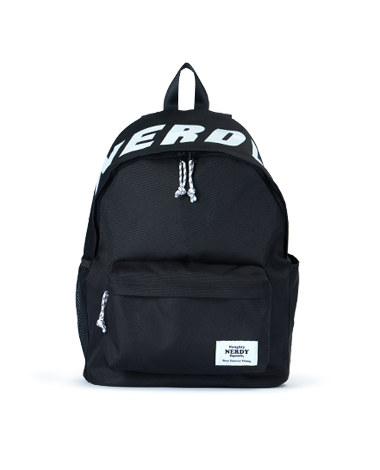 Basic Logo Backpack_Black