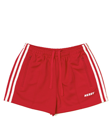 [사전예약] Women's NY Track Shorts Red