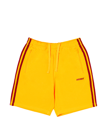 NY Track Half Pants Yellow
