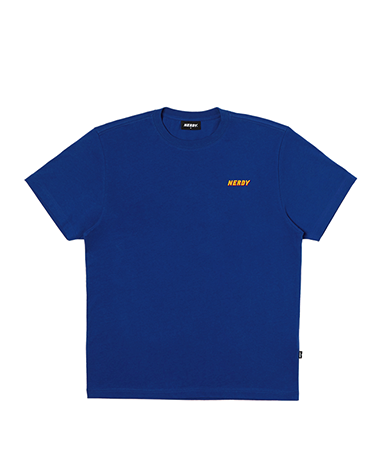 [사전예약] Graphic 1/2 Sleeve T-shirt Royal Blue
