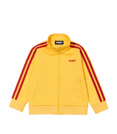 Kids' NY Track Top Yellow
