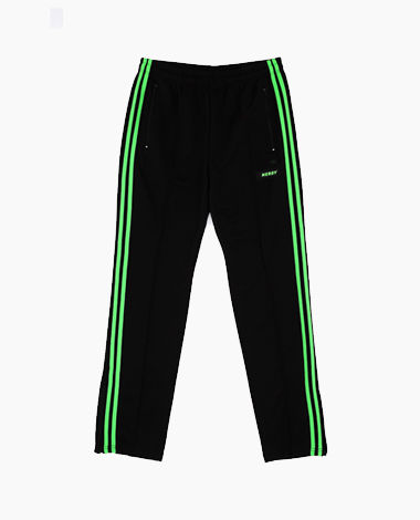 [LIMITED] NY Track Pants Black / Green