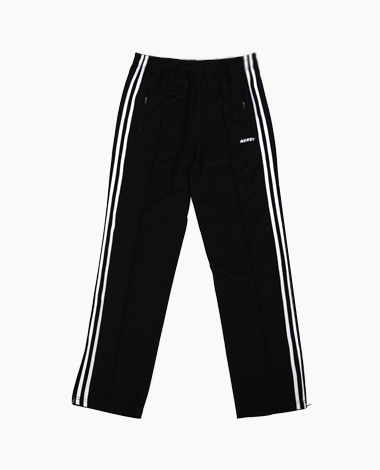 [LIMITED] NY Track Pants Black / White (3M Scotch)
