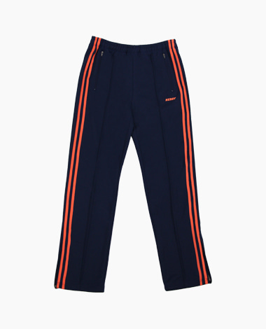 [LIMITED] NY Track Pants Navy / Orange (3M Scotch)