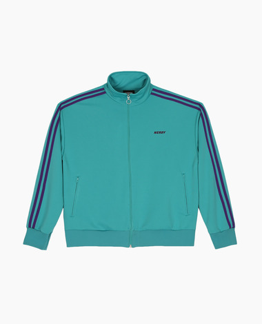 [LIMITED] NY Track Top Emerald / Navy